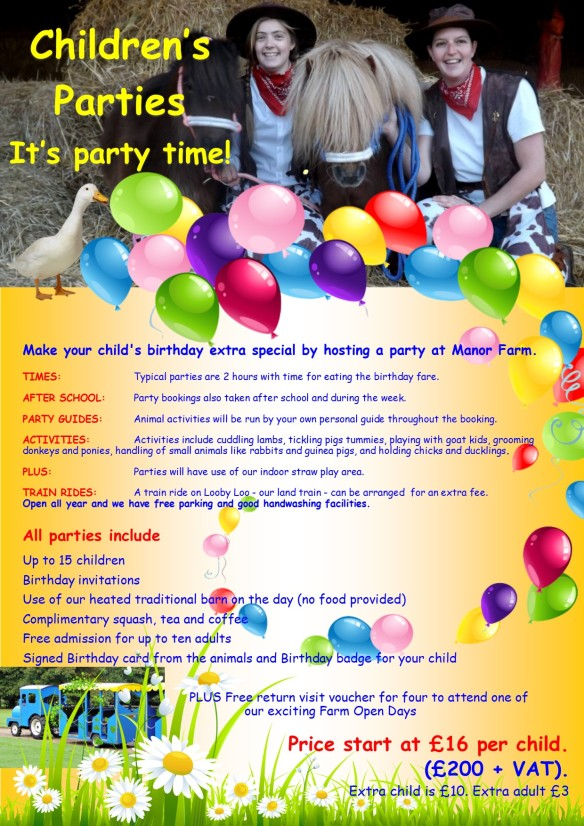 Children's party 2019